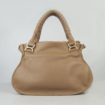 Replica Chloe Classic 1836 Ladies Handbag Apricot