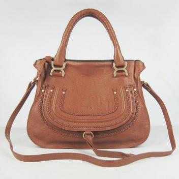 Replica Chloe Classic 9806 Ladies 2way Lambskin Handbag