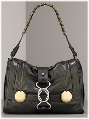 Chloe Haley Shoulder Handbag