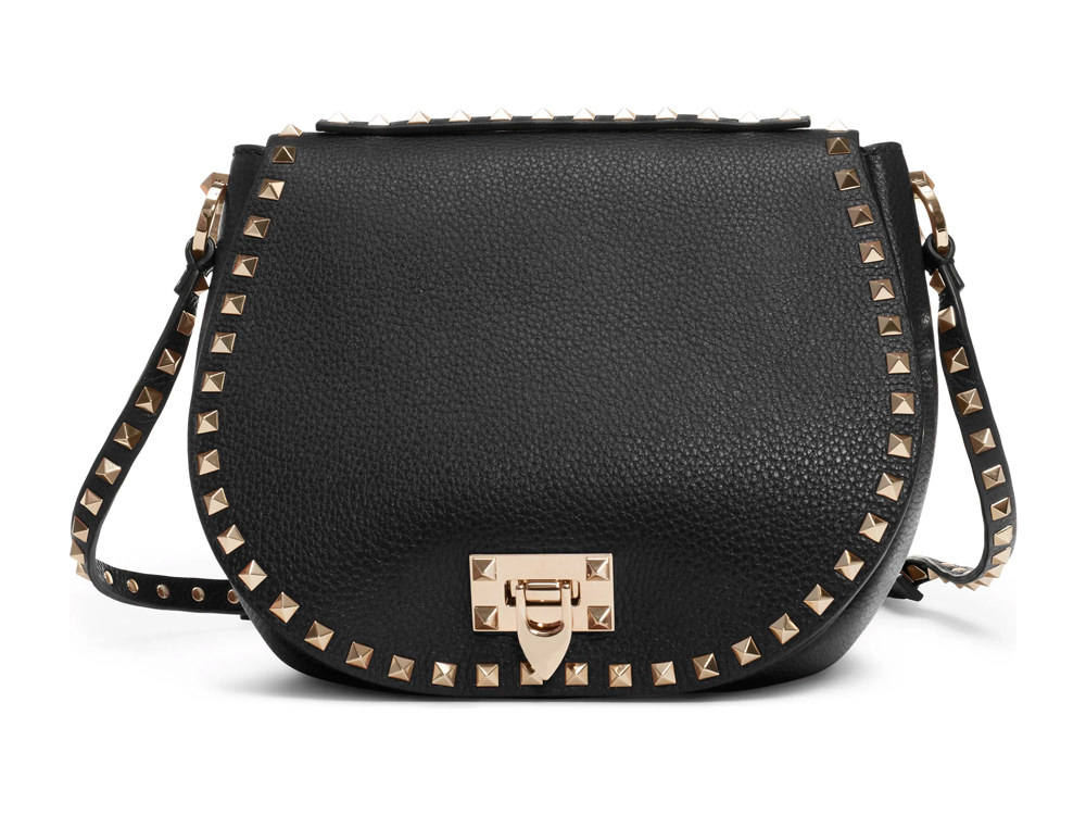 Fake Saint-Laurent-Rockstud-Crossbody-Bag